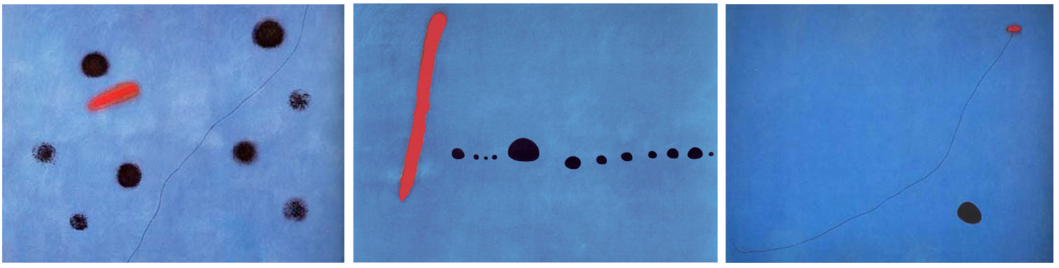 how to draw like joan miro